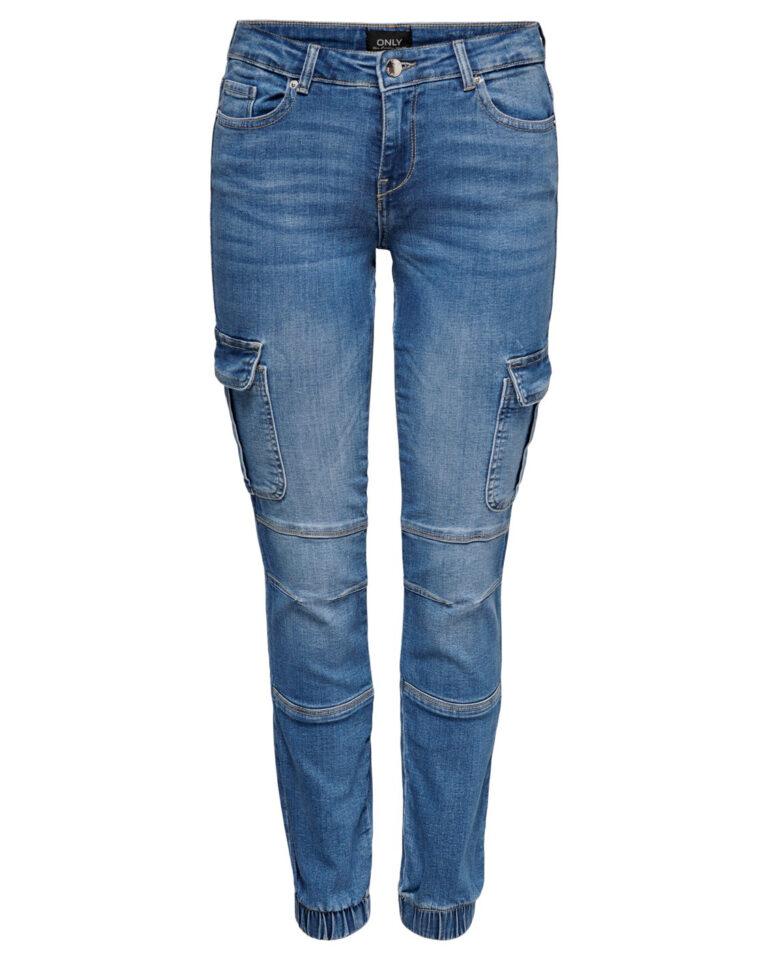 Jeans slim Only Missouri Blue Denim - Foto 4
