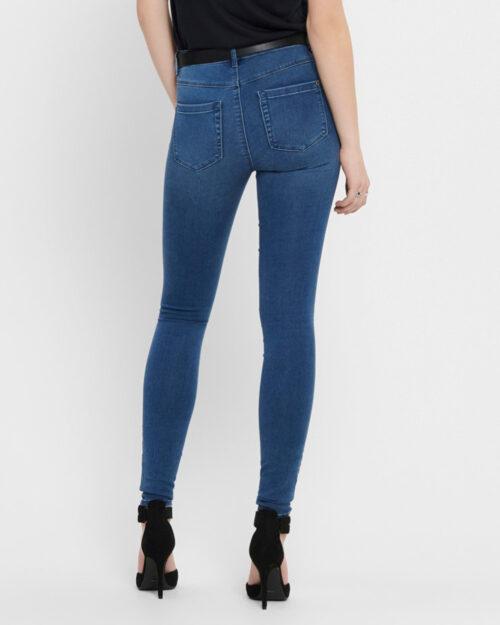 Jeans skinny Only ROYAL Blue Denim Chiaro – 21926