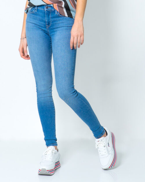 Jeans skinny Only SHAPE REG SK DNM JEANS REA088 Blue Denim Chiaro - Foto 1