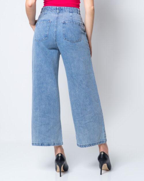 Jeans larghi Only SILVYA LIFE HW WIDE CRP Denim chiaro – 51661