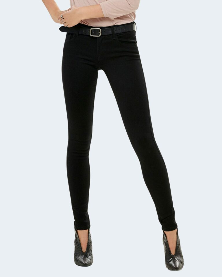 Jeans skinny Only ULTIMATE Nero - Foto 1