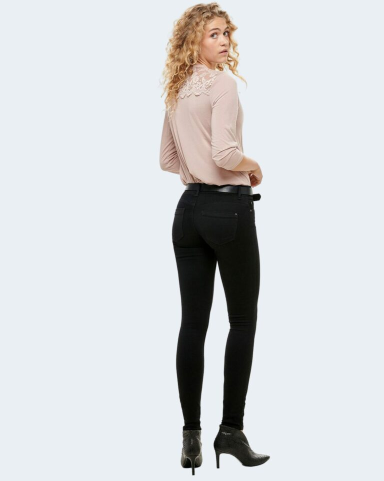 Jeans skinny Only ULTIMATE Nero - Foto 2