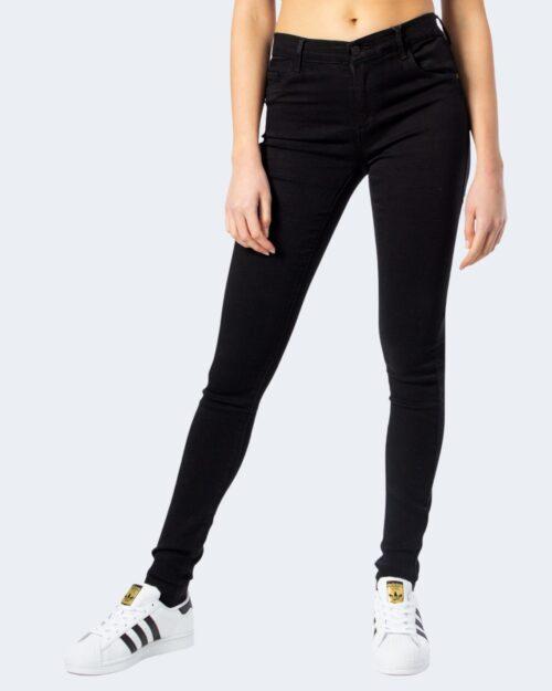 Jeans skinny Only RAIN Nero - Foto 1