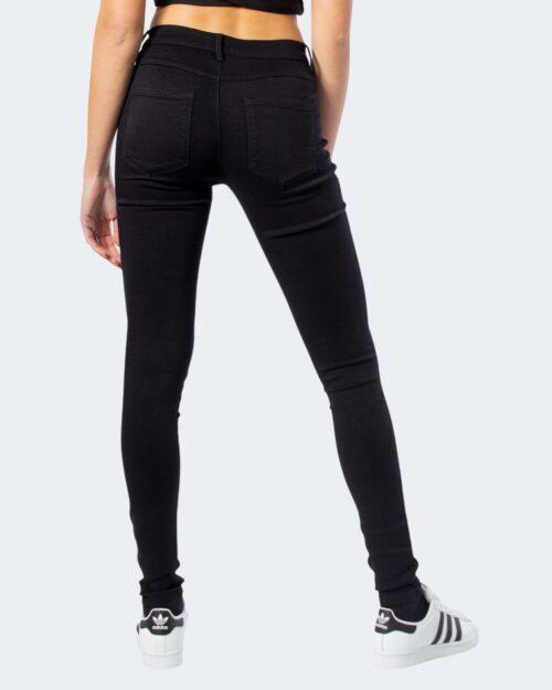 Jeans skinny Only RAIN Nero - Foto 2