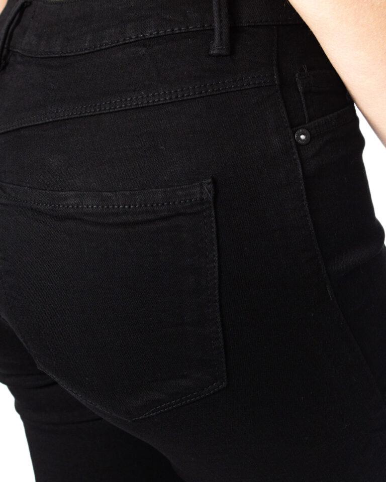 Jeans skinny Only RAIN Nero - Foto 3