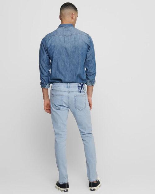 Jeans slim Only & Sons WARP Denim – 42053