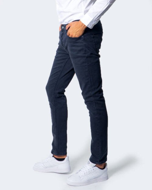 Jeans skinny Only & Sons LOOM LIFE SLIM Grigio Scuro – 53810