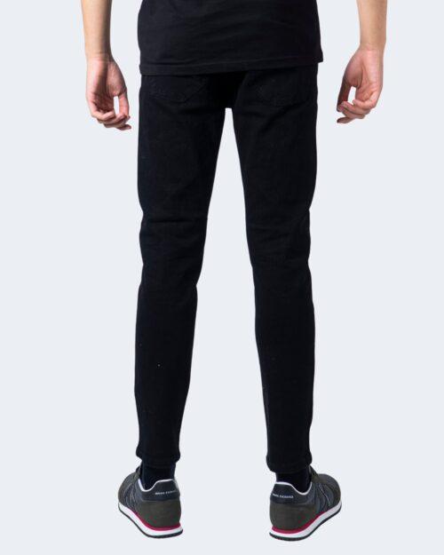 Jeans skinny Only & Sons Warp Life Skinny Knecut Nero – 61201