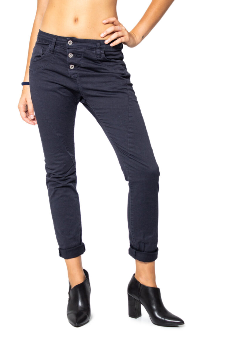 Pantaloni Please P78ADR7M07 BASIC Blue scuro - Foto 1