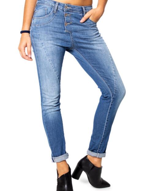 Jeans baggy Please P78 BAGGY BOYFRIEND Denim chiaro – 10861