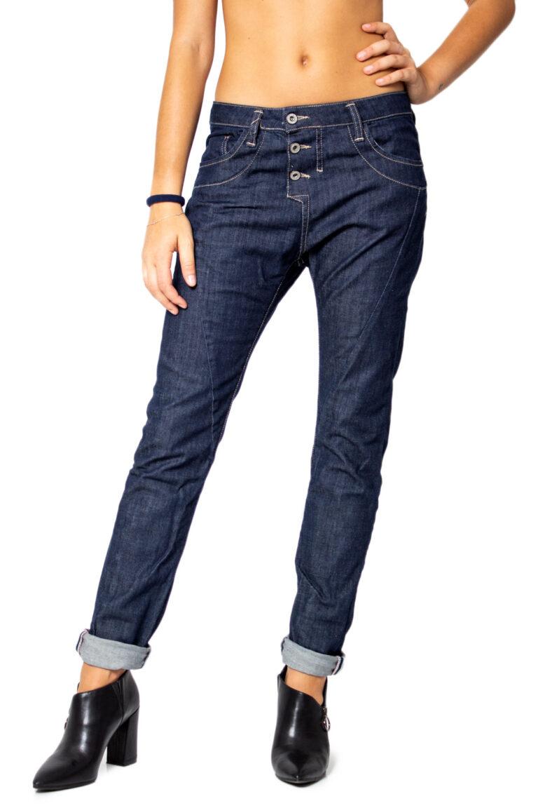 Jeans baggy Please P78 Denim scuro - Foto 1