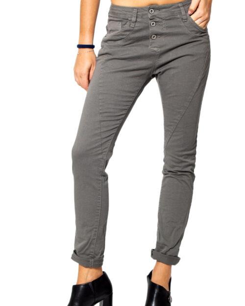 Pantaloni Please P78ADR7M07 BASIC Grigio Scuro – 7694