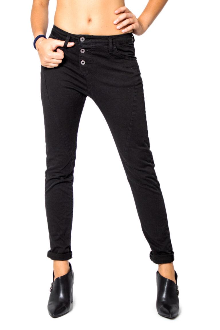 Pantaloni Please P78ADR7M07 BASIC Nero - Foto 1