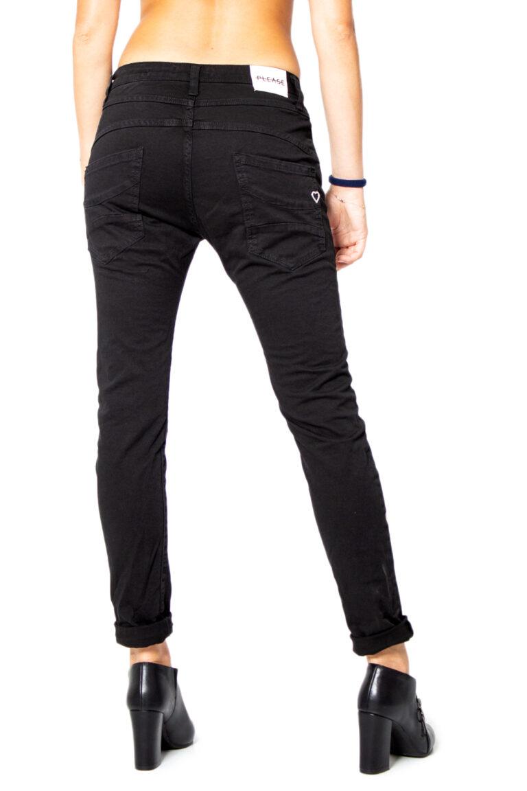Pantaloni Please P78ADR7M07 BASIC Nero - Foto 3
