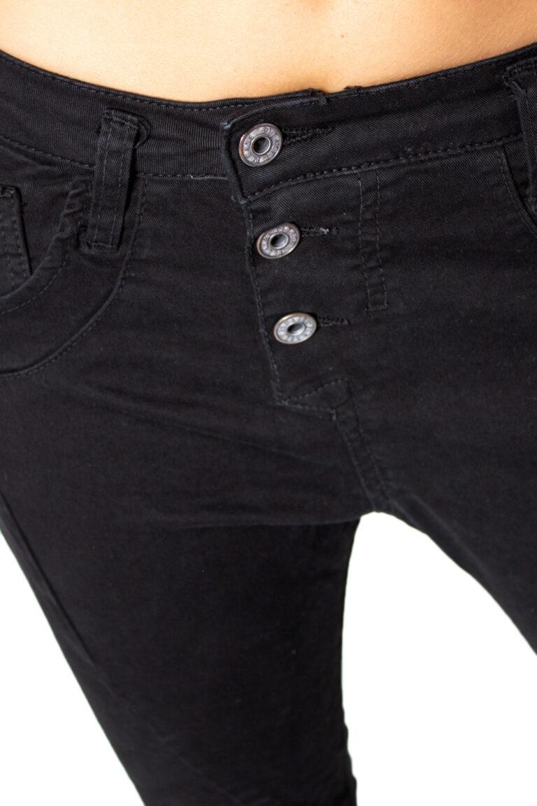 Pantaloni Please P78ADR7M07 BASIC Nero - Foto 4
