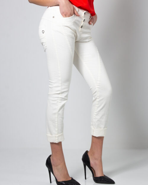 Jeans slim Please – Panna – 40498