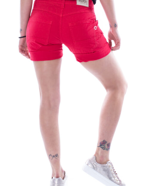 Shorts Please P88 SHORTS COLOR Rosso – 27266