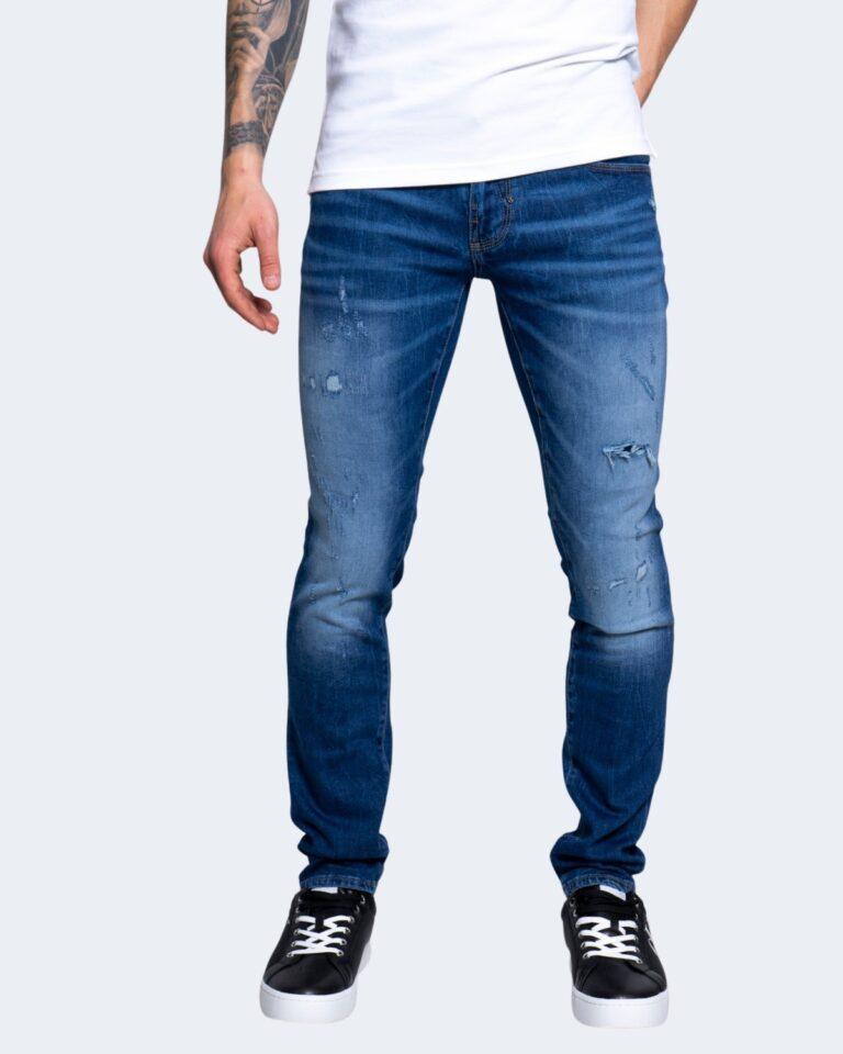 Jeans skinny Antony Morato BARRET SKINNY Blue Denim - Foto 1