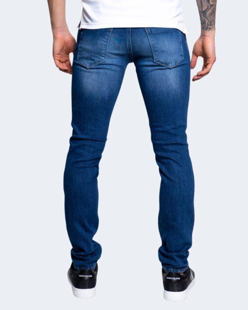 Jeans skinny Antony Morato BARRET SKINNY Blue Denim - Foto 3