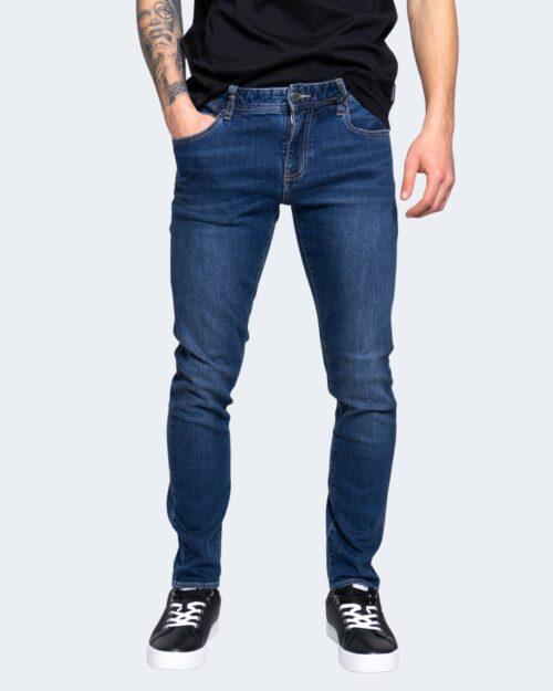 Jeans slim Armani Exchange 5 POCKETS PANT 8NZJ14 Z3DXZ 1-S Indigo – 65122
