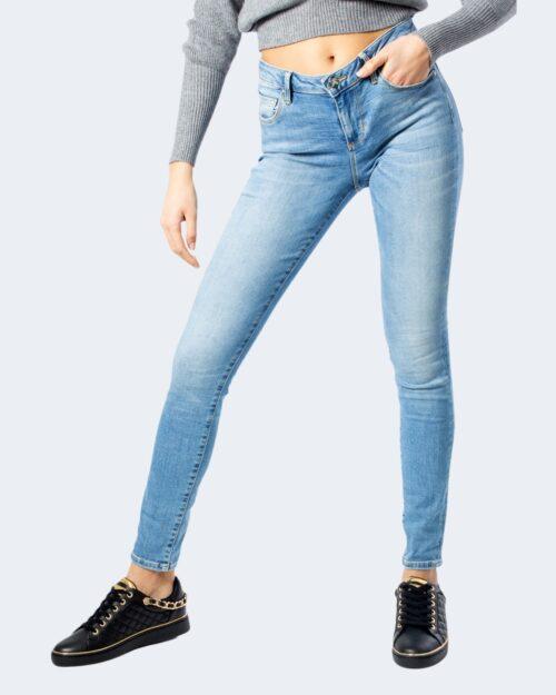 Jeans skinny Guess ANNETTE Denim chiaro – 39653