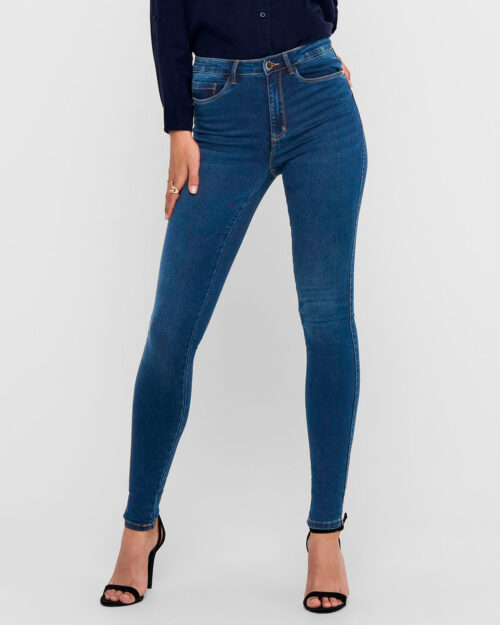 Jeans skinny Only ROYAL Blue Denim Scuro – 59546