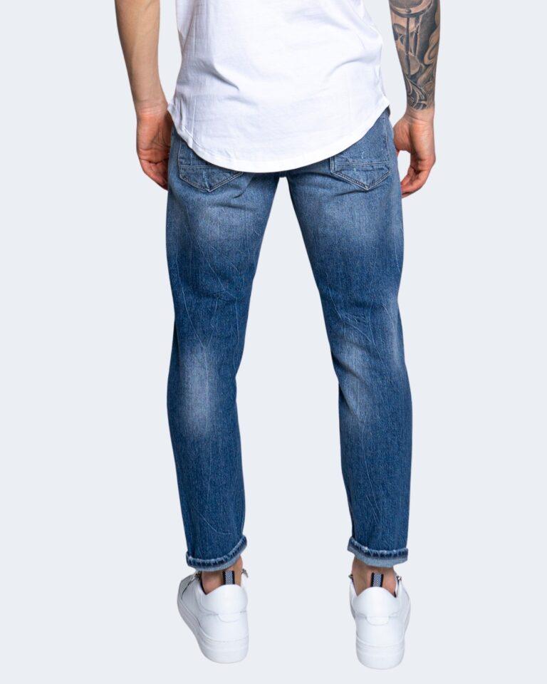 Jeans Tapered Antony Morato ARGON Blue Denim - Foto 3