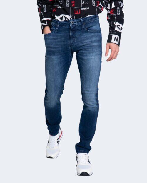 Jeans slim Antony Morato GEEZER SLIM FIT Blue Denim – 63518