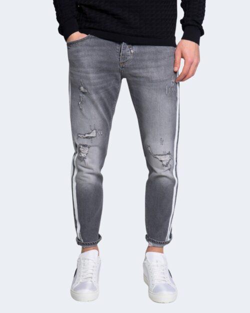 Jeans Tapered Antony Morato ARGON SLIM Nero – 63483