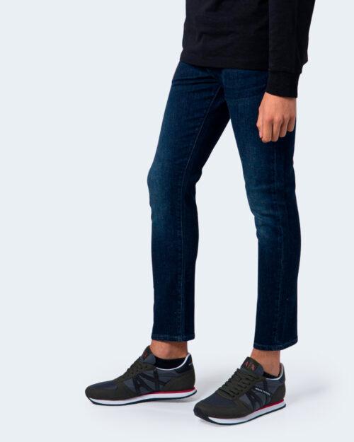 Jeans slim Armani Exchange 5 POCKETS Denim scuro – 57608