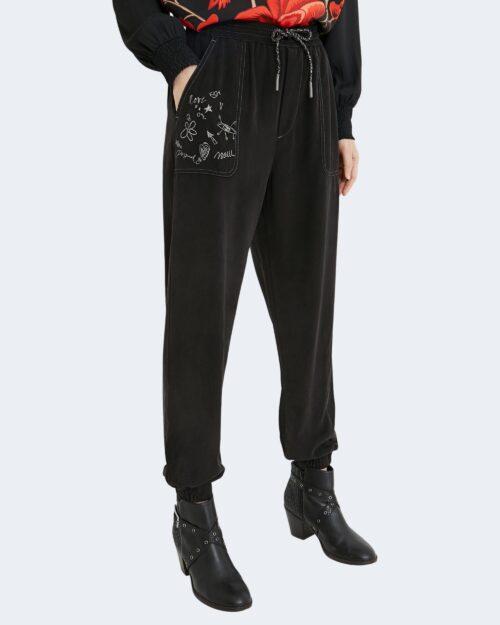Pantaloni sportivi Desigual SONJA Blue scuro – 65302