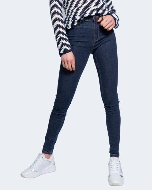 Jeans skinny Desigual 2SKIN II Denim scuro – 65304