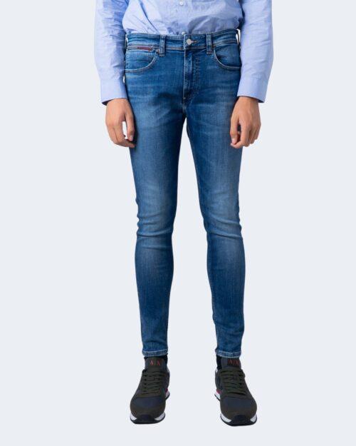Jeans skinny Tommy Hilfiger Miles Blue Denim - Foto 2