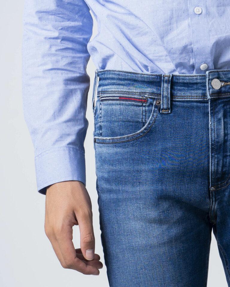 Jeans skinny Tommy Hilfiger Miles Blue Denim - Foto 3