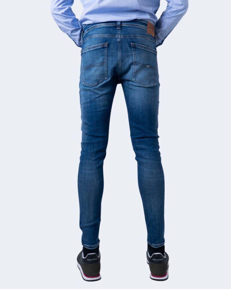 Jeans skinny Tommy Hilfiger Miles Blue Denim - Foto 4