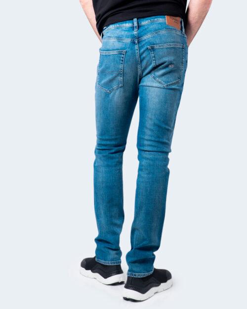 Jeans slim Tommy Hilfiger SCANTON Blue Denim - Foto 4