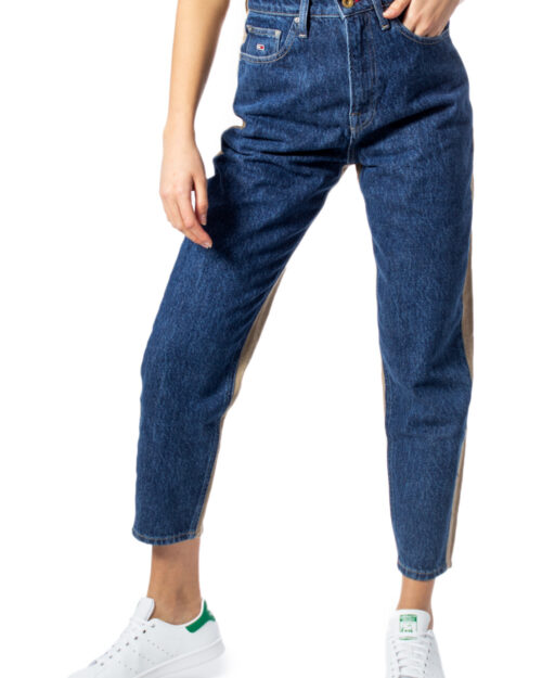 Jeans mom Tommy Hilfiger Mom Jean High Rise Tapered NWCR Denim – 39606
