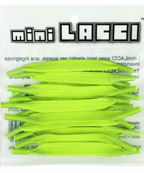 Lacci Mini Lacci MINI LACCI Giallo fluo – 28003