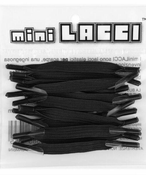 Lacci Mini Lacci MINI LACCI Nero – 28003