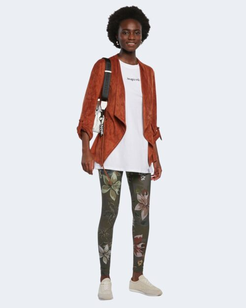Leggings Desigual CAMOFLOWER Verde Oliva – 65422