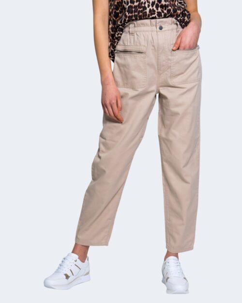 Pantaloni Jacqueline De Yong SOPHIE Beige – 63455