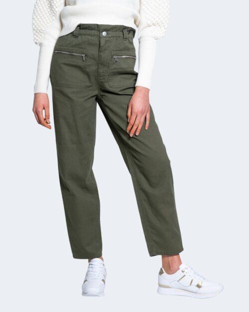 Pantaloni Jacqueline De Yong SOPHIE Verde Oliva – 63455