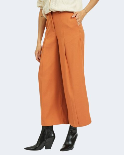 Pantaloni a palazzo Vila Clothes JANINE Arancione – 62972