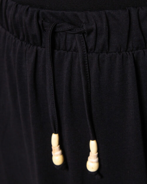 Longuette Jacqueline de Yong DALILA FROSTY LONG SKIRT JRS Nero - Foto 4