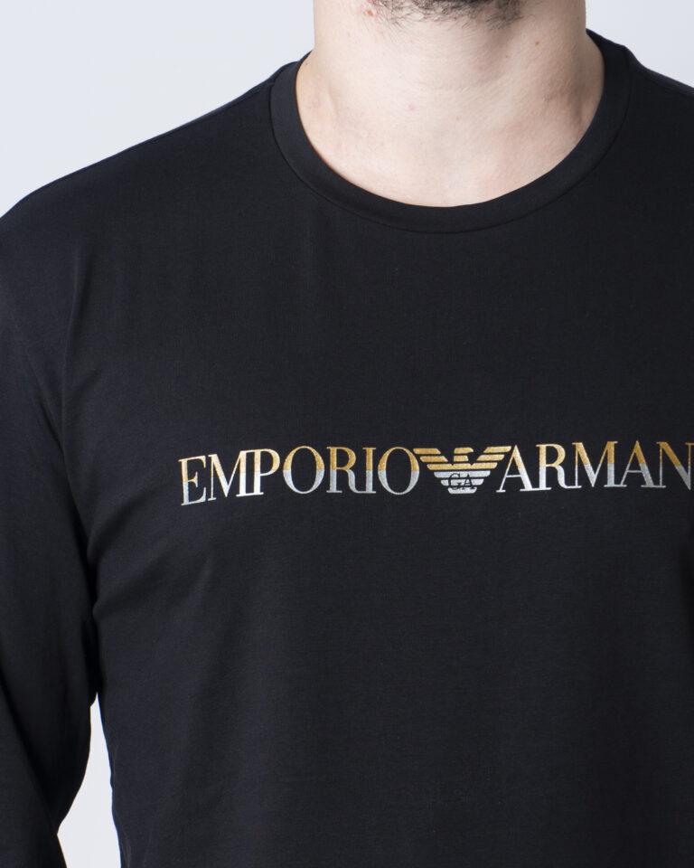Emporio Armani T-shirt intimo STAMPA SCRITTA LOGO 111653 0A595 - 3