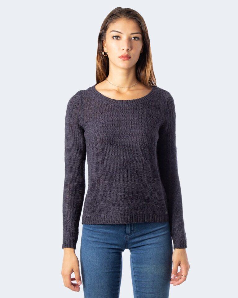Maglione Only Geena Pullover Blu - Foto 1