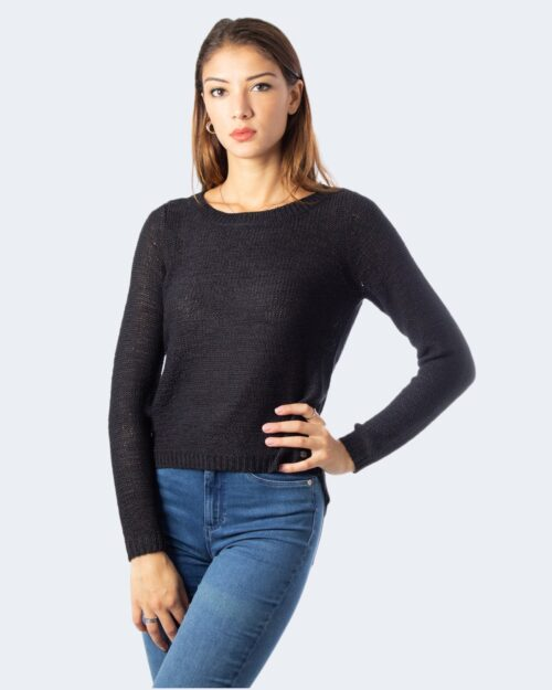 Maglione Only Geena Pullover Nero – 6912
