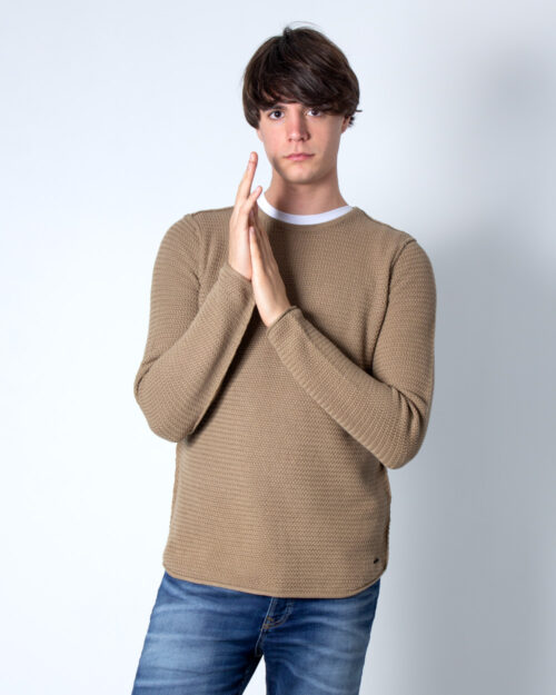 Maglia Only & Sons Through Beige scuro – 40518