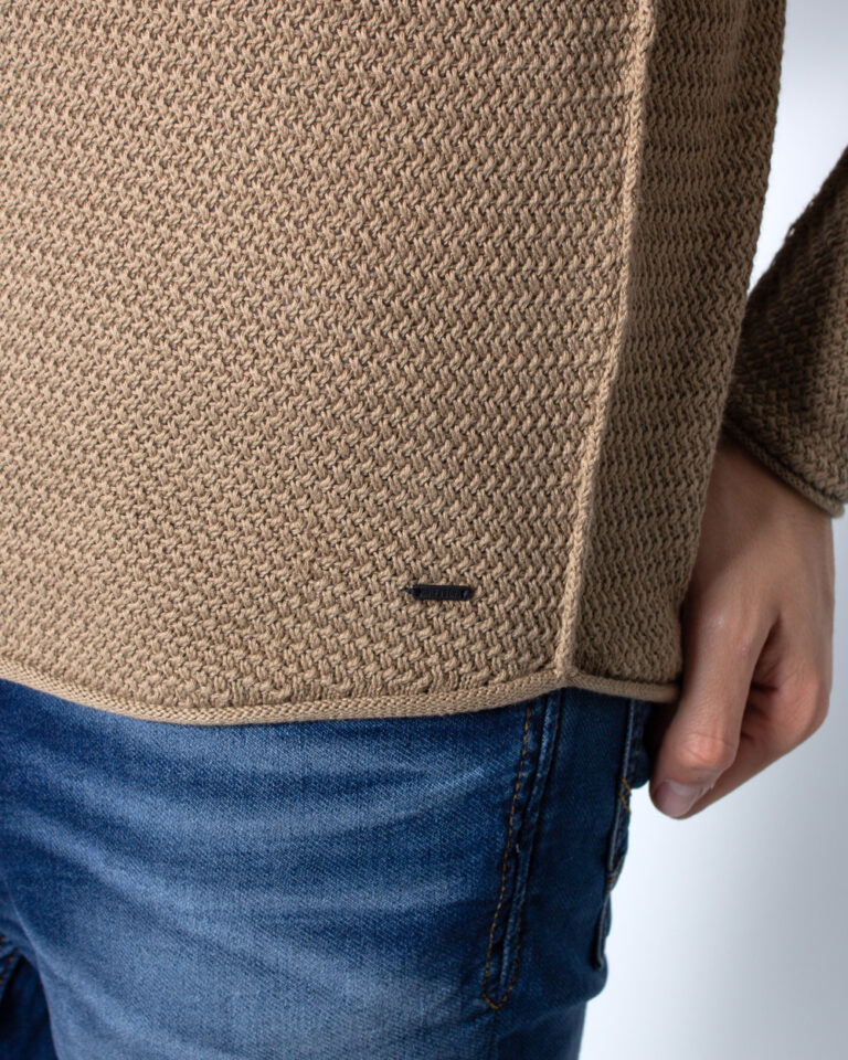 Maglia Only & Sons Through Beige scuro - Foto 3