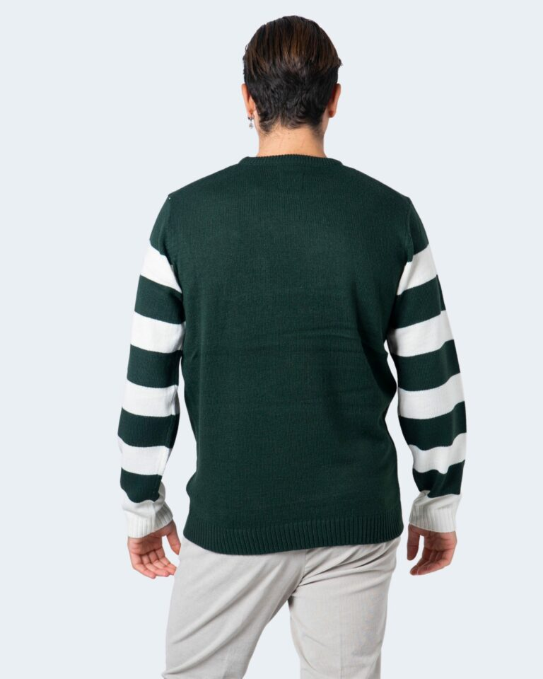 Maglione Only & Sons Xmas Verde - Foto 3